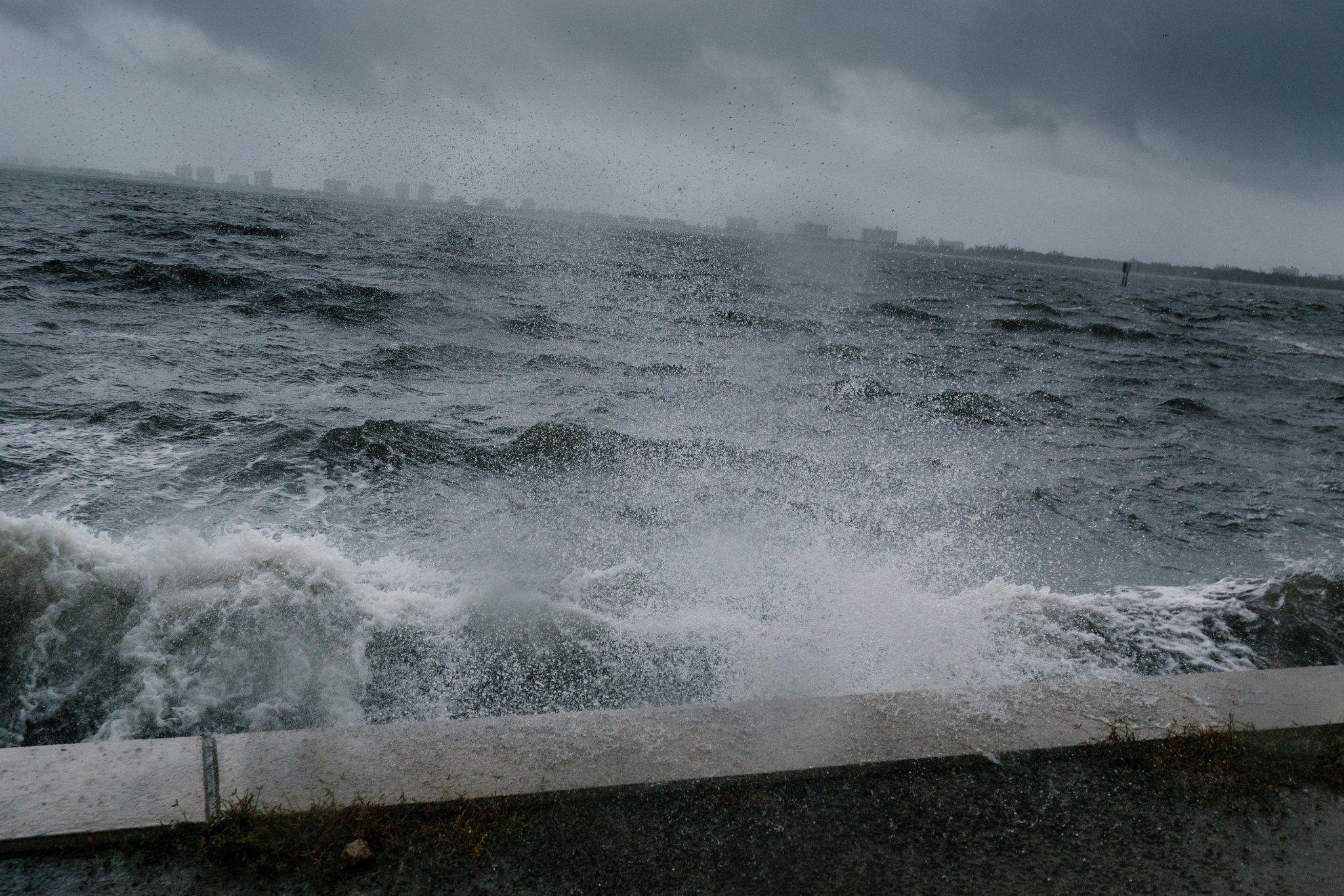irma storm in fla
