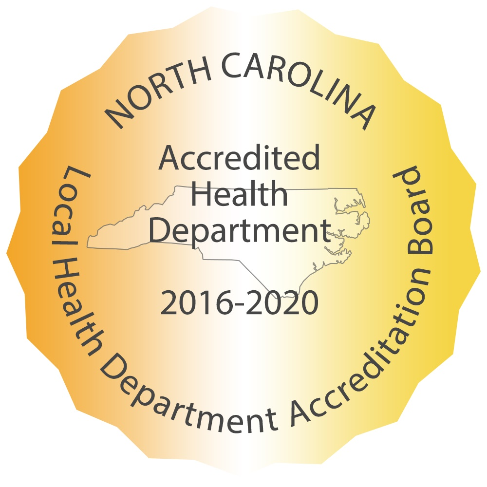 Accreditation Seal 2016-2020