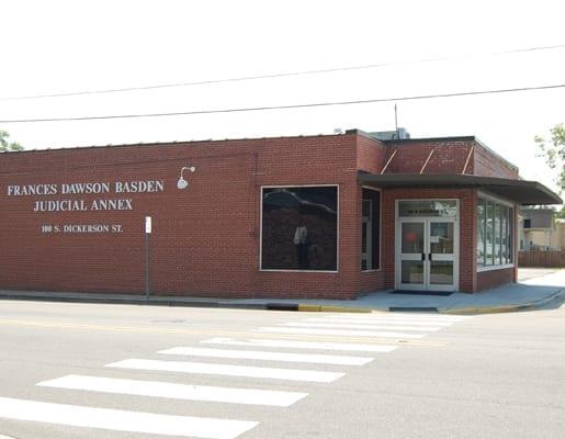 Judicial Annex