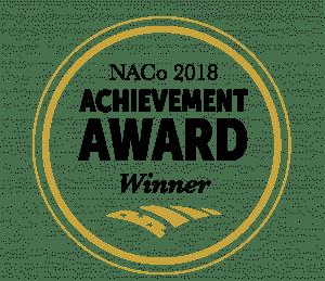 NACo 2018 Achievement Award Logo