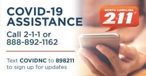 COVID-19 Assistance Numbers
